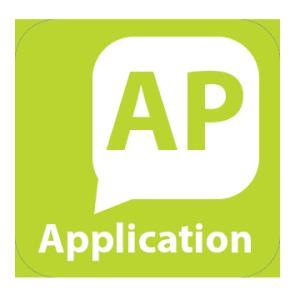 Application widget