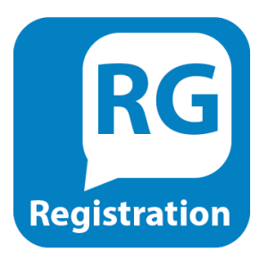 Registration widget